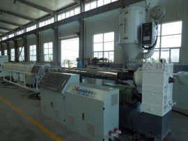 聚氨酯PERT保温管材生产线