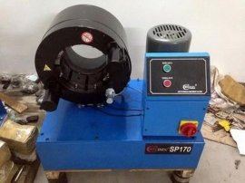 2寸高压软管液压压管/建筑钢管液压压管机/汽车油管扣压机