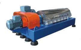 蓝丰环保LWZ卧式螺旋卸料沉降过滤离心机