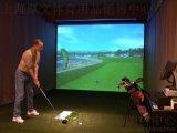 室內模擬高爾夫