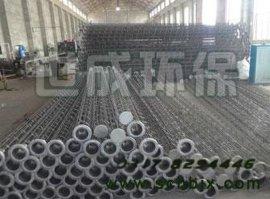 沧州世成环保供应φ115*2000不锈钢除尘器骨架