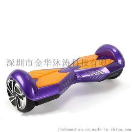 金华沐涛变形金刚版6.5寸电动扭扭车