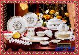 时尚精美陶瓷餐具