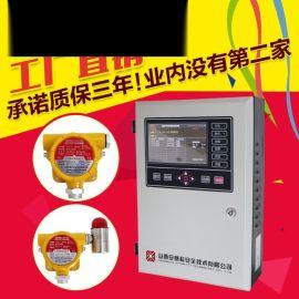 供应可燃气体控制报警器 质保三年可燃气体报警器 消防3c强制认证