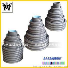 大口径排污管 PE双壁波纹管 直径300S2波纹管