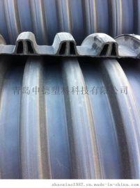 申德SDNL3000HDPE内肋增强螺旋波纹管生产线
