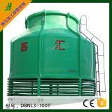 DBNL3系列圆形逆流式玻璃钢冷却塔