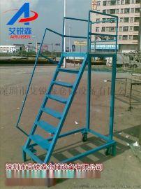 登高作业安全扶梯-登高梯-移动登高车