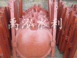 鑄鐵閘門 2.5*2.5m 啓閉機 鋼製閘門 雙止水平面閘門