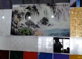 陶氏水性铝塑板喷绘罩光油漆/厂家直销水性铝塑板喷绘罩光油漆