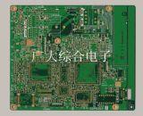 8层埋盲孔线路板、多层差分阻抗电路板、深圳八层PCB板厂家、广大综合电子