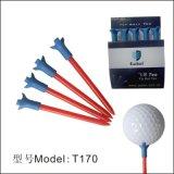 熱銷高爾夫三角球釘 扁形,原子,萬向,模特,可降解球釘