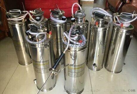 喷雾器出口不锈钢卫生防疫专用喷雾器 12升喷雾器