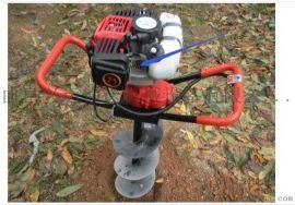 小型轻便挖坑机,园林专用挖坑机
