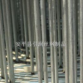 山东圈玉米电焊网 棒子储存钢丝网 镀锌铁丝网厂家