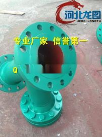 供应龙图牌DN1400 PN1.6碳钢Y型过滤器 厂家直销