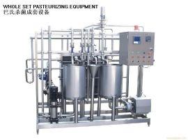 巴氏杀菌机在乳品饮料生产线中的应用|**温瞬时灭菌机信赖科信