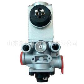 陕汽德龙配件 H3000 电磁阀 国五 国六车 图片 价格 厂家