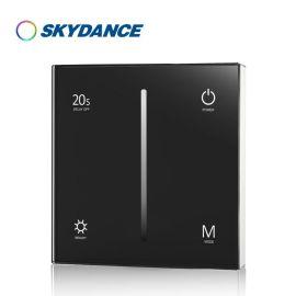 可控硅触摸调光面板AC调光器 LED遥控器S1-T