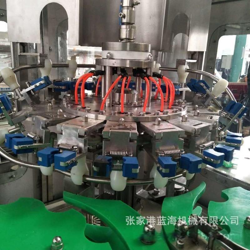 啤酒灌装机 小型精酿啤酒灌装设备 玻璃瓶啤酒灌装生产线厂家直销