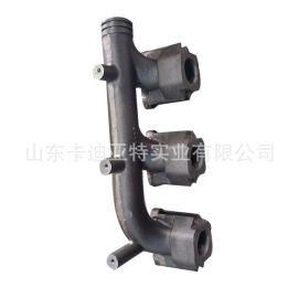 重汽 新斯太尔 系列配件 前排气歧管VG2600111137 厂家 图片 价格
