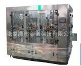 現貨銷售 茶飲料果汁飲料灌裝三合一系列生產設備