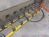 环保自行车停车架 柳州环保电动车停放架