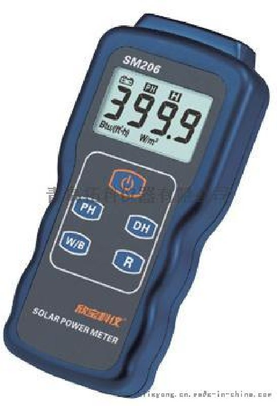 手持式太阳能功率计SM206