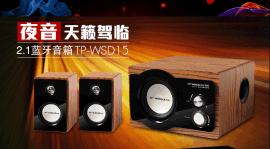 冠标TP-WSD15蓝牙音箱