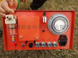 微电脑分析LB-5Q型五组分汽车尾气分析仪