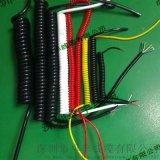 彩色弹簧线