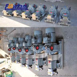 不锈钢卫生食品级移动化工保温转子物料泵 高浓度颗粒输送胶水泵