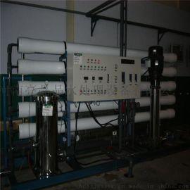 河南企事业单位用直饮水设备 1吨RO纯净水设备
