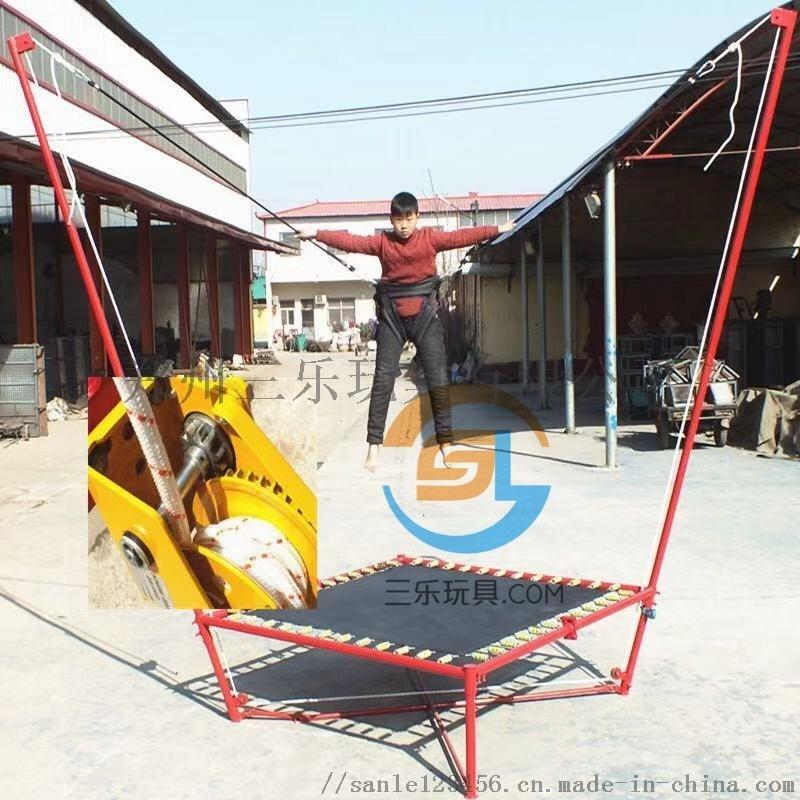 迷你鋼架笨豬跳牀兒童遊樂園大量需求