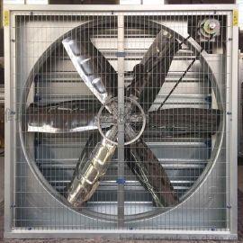 厂房降温通风湿帘-风机系统