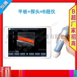 有线b超机广州黑白b超仪多少钱 恒腾彩色超声诊断仪
