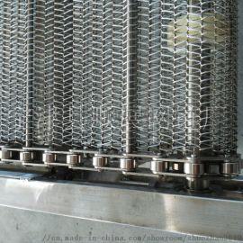 食品烘干线网链输送机 烘烤流水线输送机耐高温