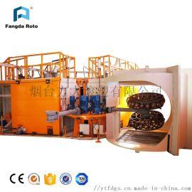 烟台方大PVC产品生产滚塑机械FD4-1600