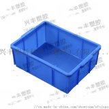 XFQ-3#箱周转箱塑料长方形加厚物流箱食品