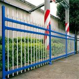 锌钢护栏网厂家生产小区庭院围挡网_护栏网多钱