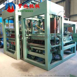 全自动QTY4-15液压免烧砖机 水泥砌块设备