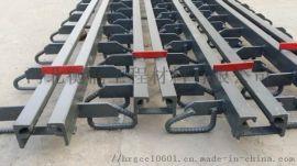 单组式桥梁伸缩缝安装