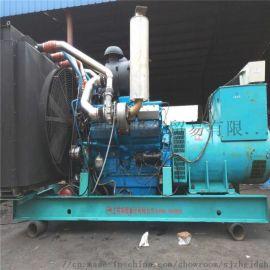 上柴发电机,二手柴油发电机组原理