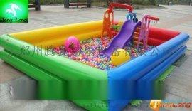 西安腾龙充气沙滩池 海洋球池 厂家直销