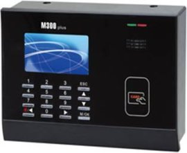 国超门禁机 指纹密码门禁考勤系统 一体机 彩屏网络打卡机