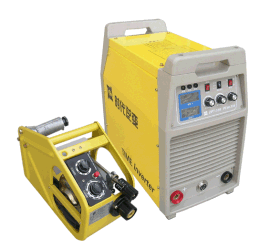 北京时代熔化极气保护焊机NB-350