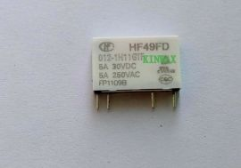 宏发继电器HF49FD/012-1H11 现货