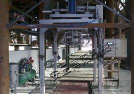 浙江粉煤灰吨袋包装机  大同吨袋石灰粉包装机
