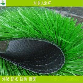 **足球场人造草坪,【钻石型】运动人工草坪,耐磨耐用PE假草坪