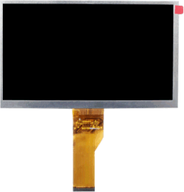 7寸高清LCM液晶显示模组